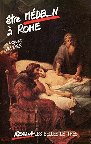 9782251338088: Etre médecin à Rome