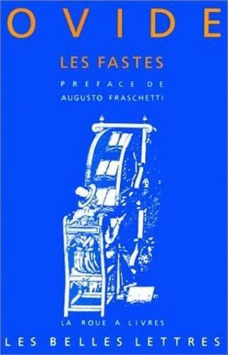 9782251339023: Ovide, Les Fastes (La Roue a Livres) (French Edition)