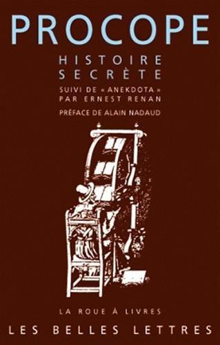 9782251339047: Histoire secr�te: Suivi de