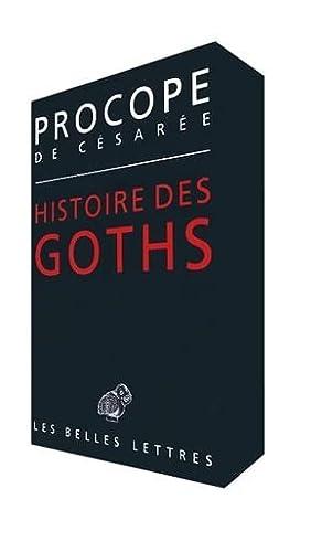 Histoire des Goths [2 volumes]: Procope