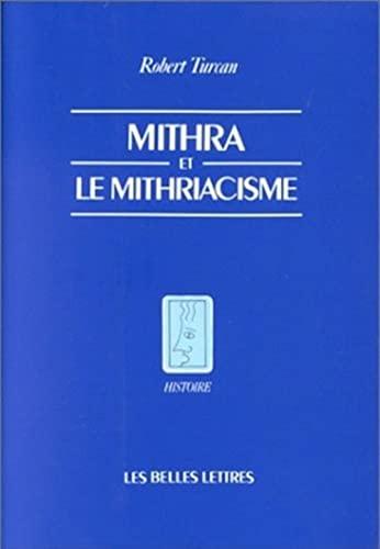 9782251380230: Mithra et le Mithriacisme