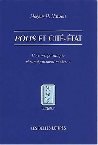 9782251380537: Polis et Cité-Etat