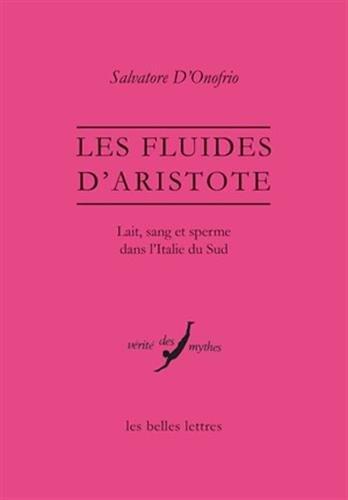 FLUIDES D ARISTOTE -LES-: ONOFRIO SALVATORE D
