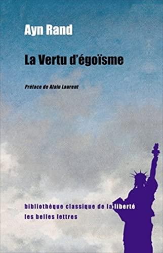 VERTU D EGOISME -LA-: RAND AYN