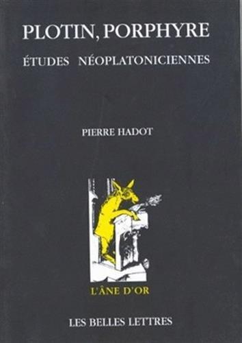 9782251420103: PLOTIN, PORPHYRE. : Etudes néoplatoniciennes (L'âne d'or)