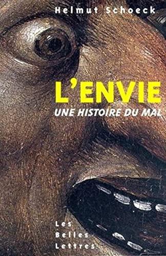 9782251440729: L'Envie : Une histoire du mal