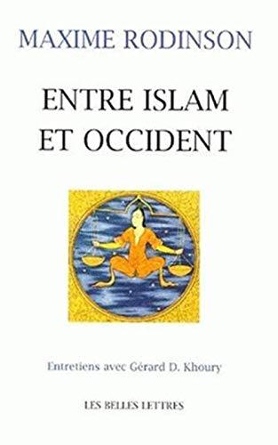 9782251441252: Entre Islam et Occident.: Entretiens avec G. D.Khoury.