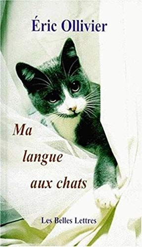 9782251441771: Ma Langue aux chats