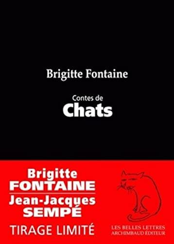 9782251443553: Contes De Chats (Romans, Essais, Poesie, Documents) (French Edition)