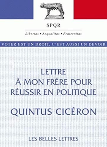 9782251444314: Lettre a Mon Frere Pour Reussir En Politique (Romans, Essais, Poesie, Documents)