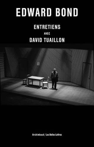 ENTRETIENS AVEC DAVID TUAILLON: BOND EDWARD