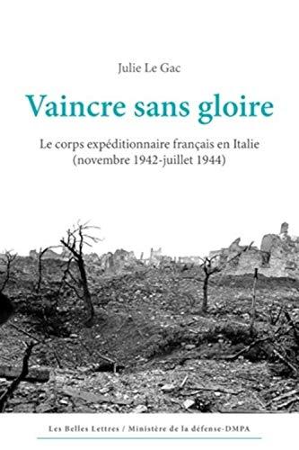 VAINCRE SANS GLOIRE: LE GAC JULIE
