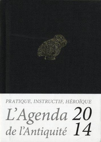 9782251444833: Agenda epique 2014 (Objets Derives)