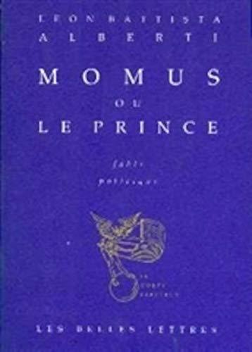 9782251460048: Momus ou Le Prince