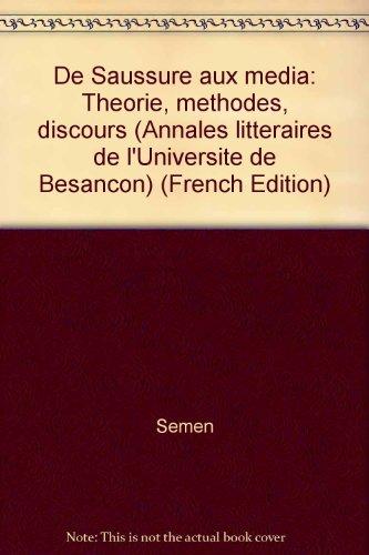 Semen, N 2. de Saussure aux Medias: GRELIS