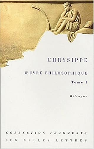 9782251742038: Oeuvres philosophiques, tomes I et II (�dition bilingue grec ancien/ fran�ais)