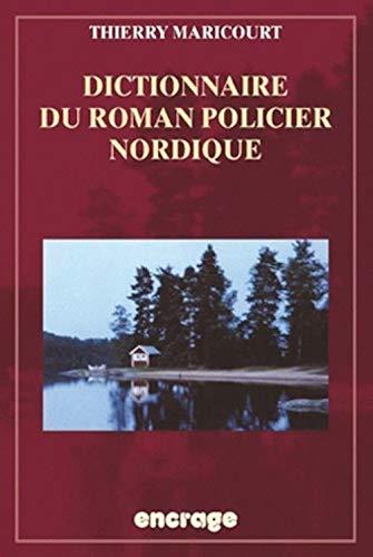 9782251742458: Dictionnaire du roman policier nordique