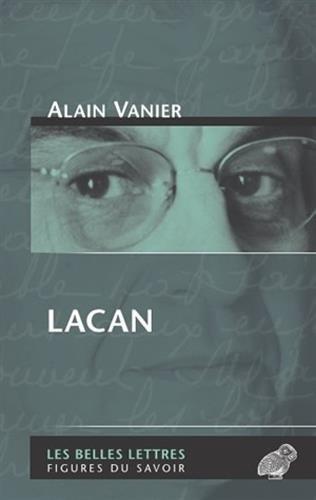 LACAN: VANIER, ALAIN