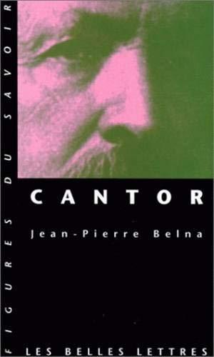 9782251760247: Cantor (Figures Du Savoir) (French Edition)
