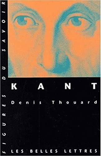 Kant: Thouard, Denis