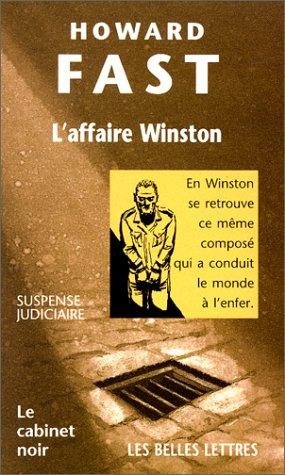 9782251771090: L'affaire Winston