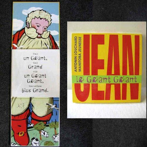 9782251790046: Jean le géant géant