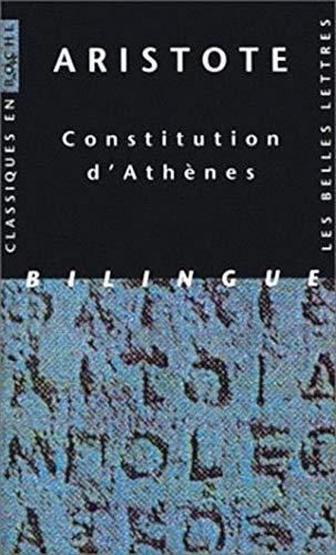 CONSTITUTION D ATHENES: ARISTOTE