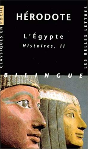 9782251799209: Herodote, L'Egypte. Histoires II (Classiques En Poche) (French Edition)