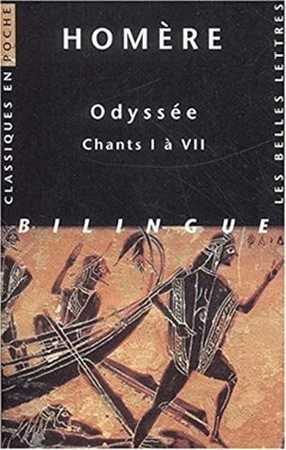 9782251799575: Homere, Odyssee. Chants I a VII (Classiques En Poche) (French Edition)