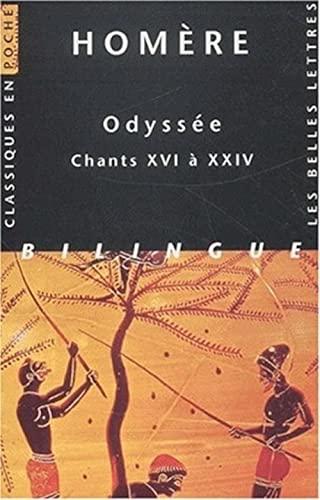 9782251799599: Odyssée, tome 3 : Chants XVI à XXIV