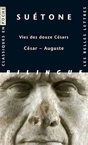 9782251799940: Vies des douze C�sars - C�sar ~ Auguste