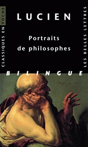 9782251800004: Lucien, Portraits De Philosophes: 89