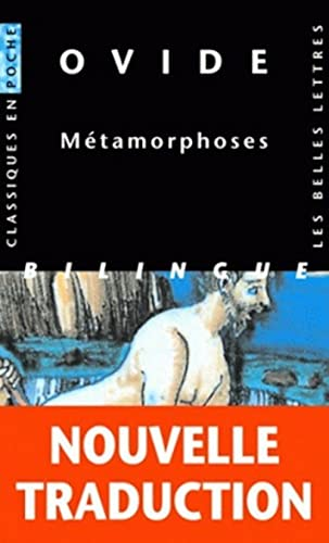 9782251800080: Ovide, Les Metamorphoses (Classiques en poche) (French and Latin Edition)