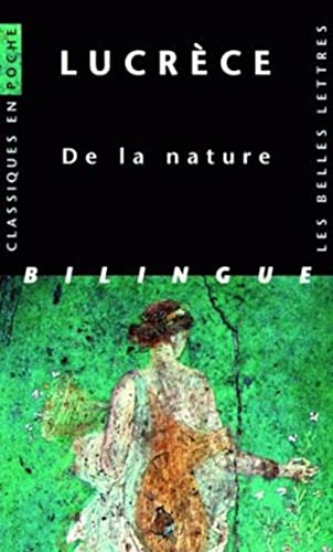 DE LA NATURE -EDITION BILINGUE-: LUCRECE
