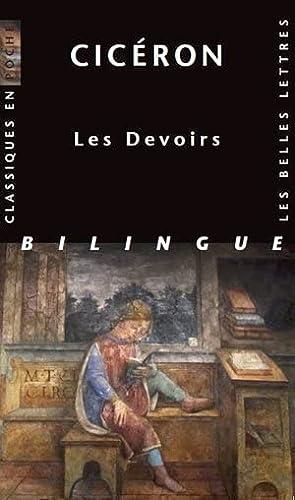 9782251802299: Cicéron, Les Devoirs (Classiques En Poche) (French Edition)