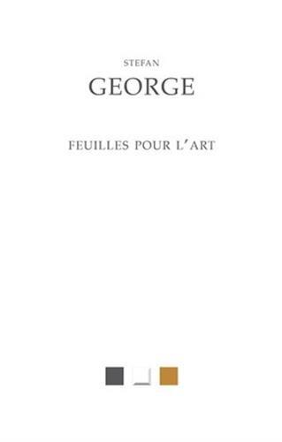 FEUILLES POUR L ART -LES-: GEORGE STEFAN