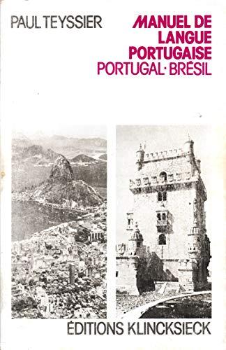 9782252017920: Manuel de langue portugaise: Portugal-Brésil (French Edition)