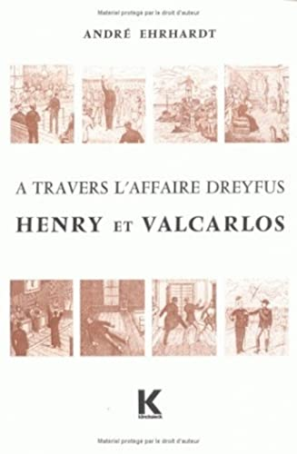 9782252019788: A travers l'affaire dreyfus. henry et va