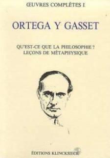 Oeuvres complètes, tome I : Qu'est-ce que la Philosophie - Leçon de mé...