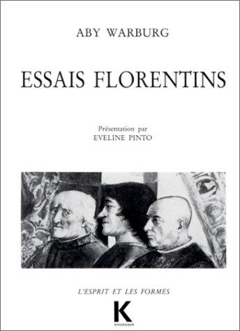 9782252026885: Essais florentins