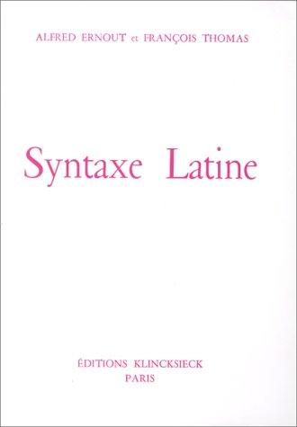 9782252026939: Syntaxe Latine