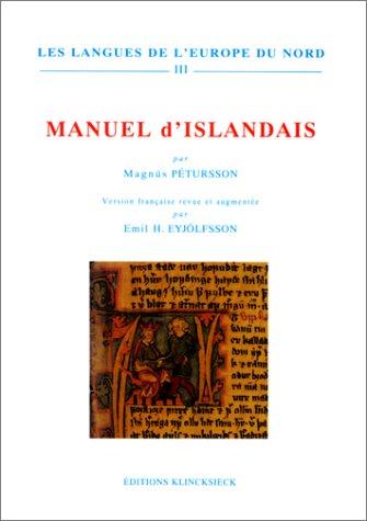 9782252030912: Manuel d'islandais (Langues d'Europ)