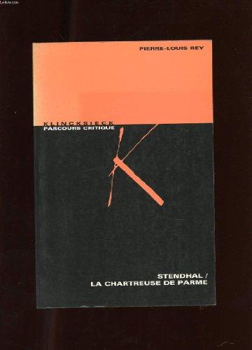 9782252031070: Stendhal: La Chartreuse de Parme
