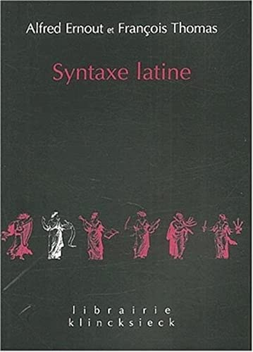 9782252033821: Syntaxe latine (Série linguistique)