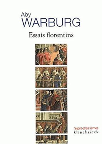 9782252034095: Essais florentins (L'esprit Et Les Formes) (French Edition)
