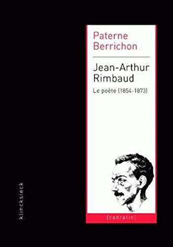 9782252034767 Jean Arthur Rimbaud Le Poete 1854 1873