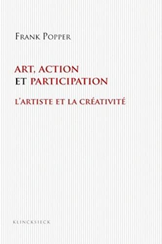 9782252036280: Art, action et participation : L'artiste et la cr�ativit� aujourd'hui