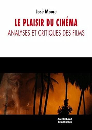 9782252038406: Le plaisir du cinéma : Analyses et critiques des films