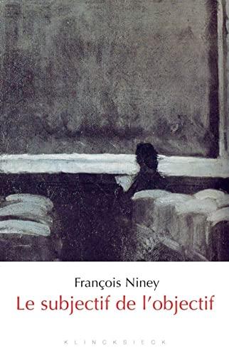 9782252039175: Le Subjectif de l'objectif: Nos tournures d'esprit à l'écran (50 Questions (Paperback)) (French Edition)