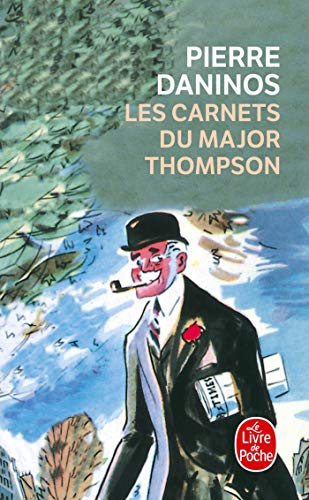 9782253000082: Les carnets du Major Thompson (Ldp Litterature)